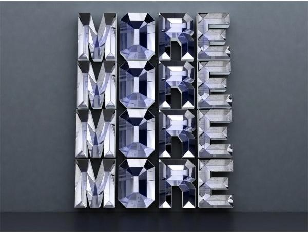DOUG AITKEN_More (X4), 2012_303 Gallery at Art Basel Miami Beach 2013