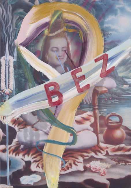 JULIAN SCHNABEL_Untitled(BEZ), 2011_The Brant Foundation_Miami Beach 2013