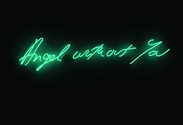 TRACEY EMIN_Angel Without You, 2013_Museum of Contemporary Art, North Miami