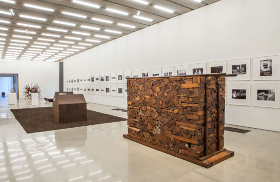 Ai Weiwei, According to What? (Installation View), Courtesy Perez Art Museum Photo Credit: Daniel Azoulay photography