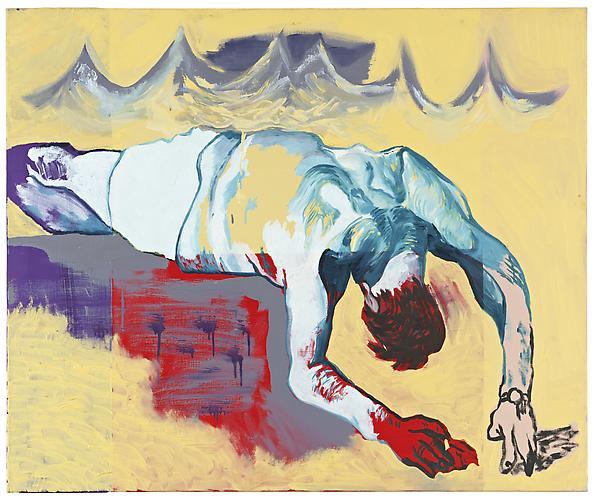 Martin Kippenberger, Untitled (1996), via Skarstedt