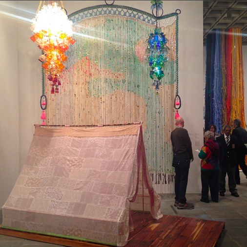 Whitney Biennial (Installation View), via Art Observed