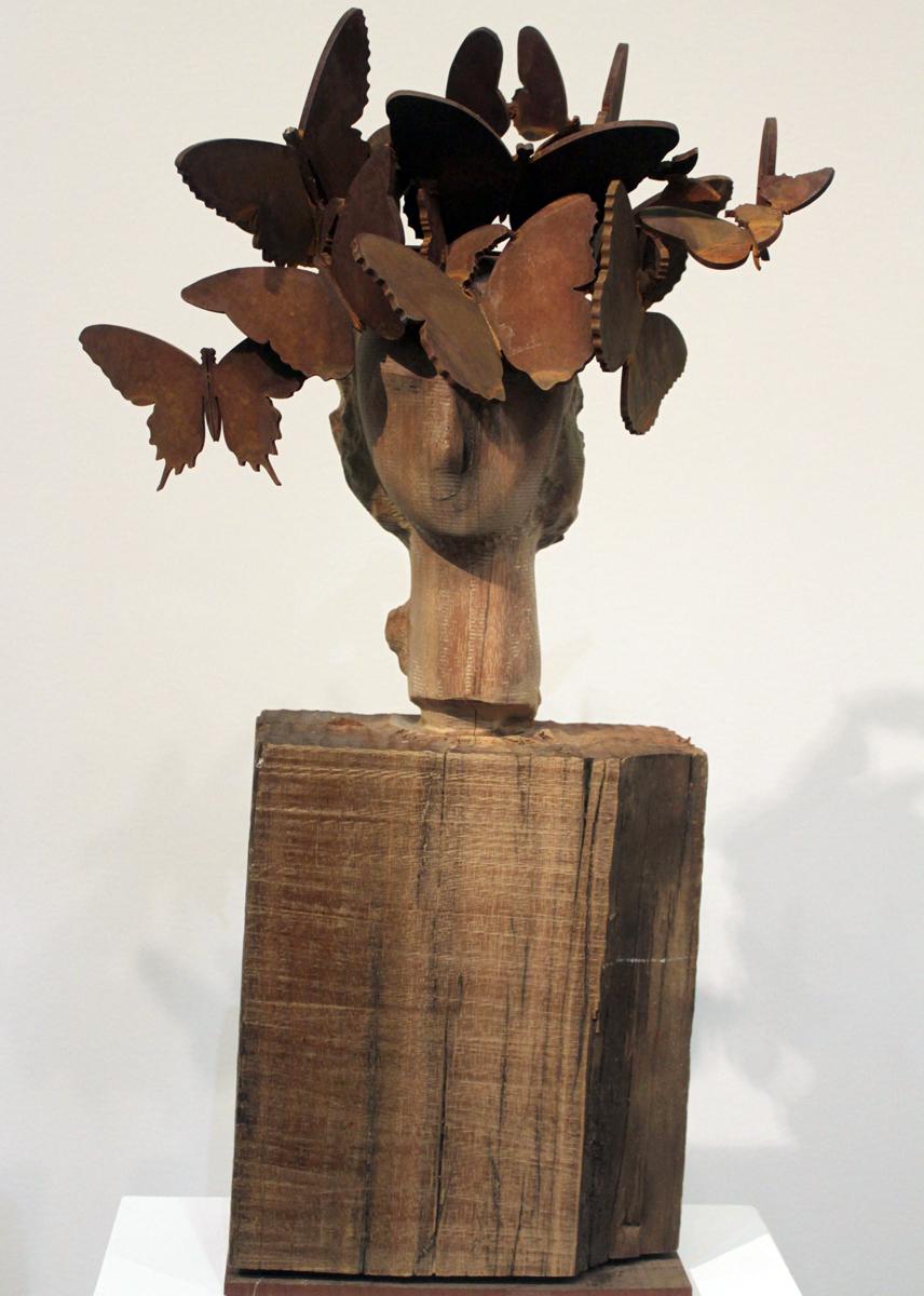 Manolo Valdes, via Art Observed