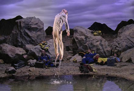 Bill Viola_Grand Palais_Going Forth by Day