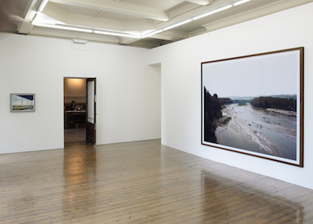 Andreas Gursky_Early Landscapes_Sprüth Magers London_installation view 2