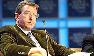 Niall FitzGerald via BBC