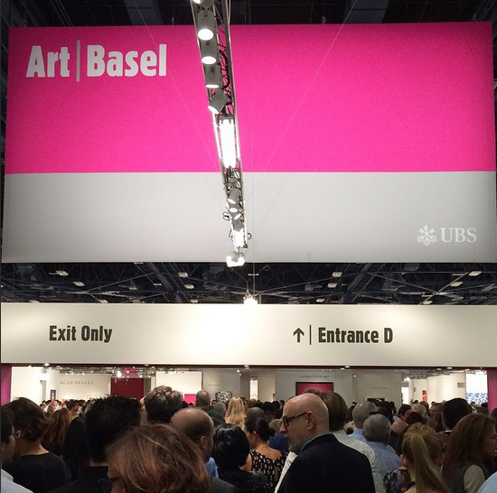 Art Basel Miami Beach Opens its Doors, all images via Art Observed