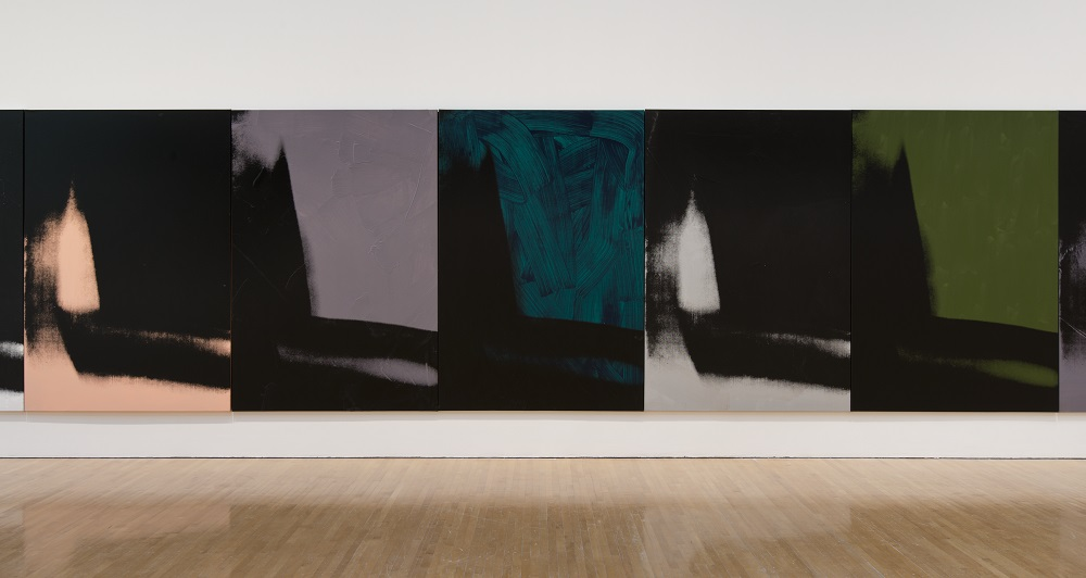 Andy Warhol Shadows at MOCA Grand Avenue_Photo by Brian Forrest (detail 2)