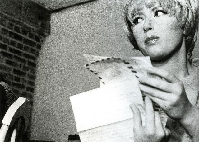 Cindy Sherman, Untitled Film Still #5 (1977), via Skarstedt