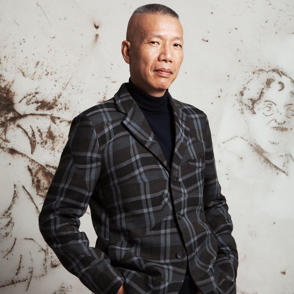Cai Guo-Qiang, via WSJ