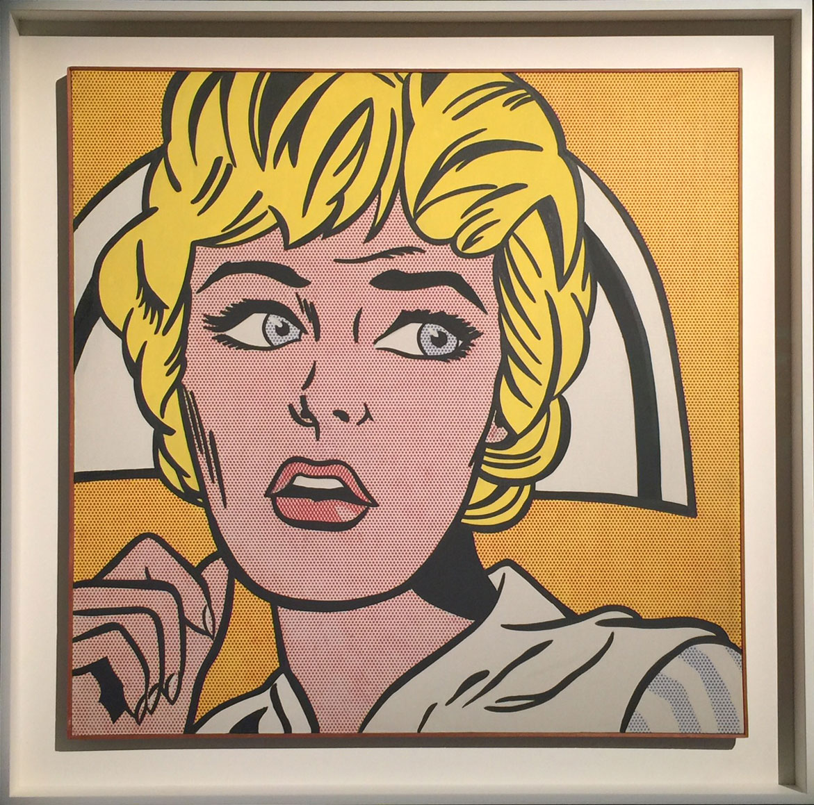 Roy Lichtenstein, Nurse
