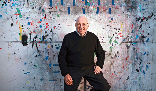 Ellsworth Kelly, via Artforum