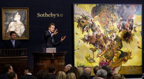 Sotheby's Auction, via WSJ