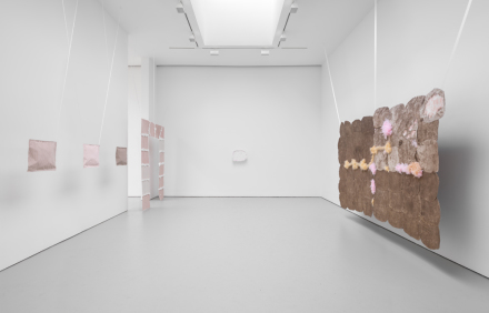 Karla Black (Installation View)