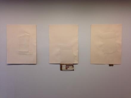 Robert Rauschenberg, Tablet Series (1974)