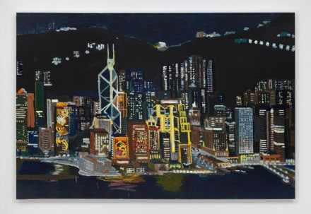 Yutaka Sone, Hong Kong (2015), via David Zwirner