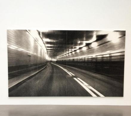 Adam McEwen, Harvest (Installation View), via Art Observed