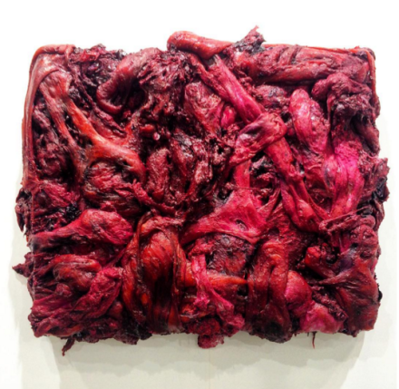 Anish Kapoor, Not Yet Titled (2015), via Art Observed