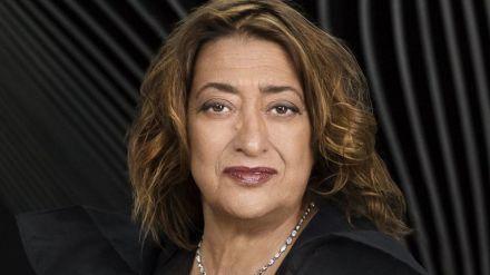 Zaha Hadid, via BBC
