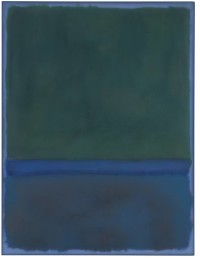Mark Rothko, No. 17 (1957), via Artnet