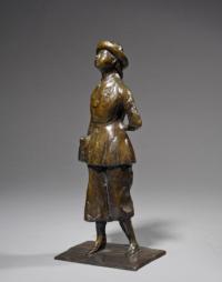 Degas Bronze, via NYT