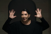 Marina Abramovic, via Art Newspaper