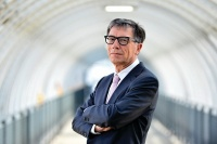 Serge Lasvignes, the head of the Pompidou Centre, via Art Newspaper