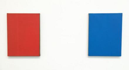 Raoul De Keyser, Untitled (1973), via Art Observed