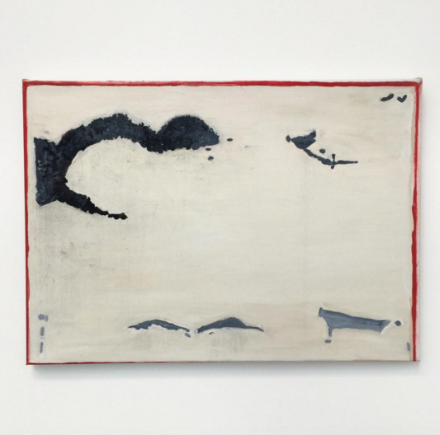Raoul De Keyser, Oskar 10 (2005), via Art Observed