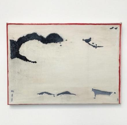 Raoul De Keyser, Oskar 10 (2005), via Art Observed