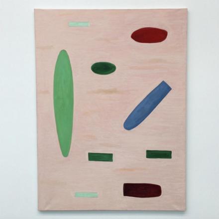 Raoul De Keyser, Siesta (2000), via Art Observed