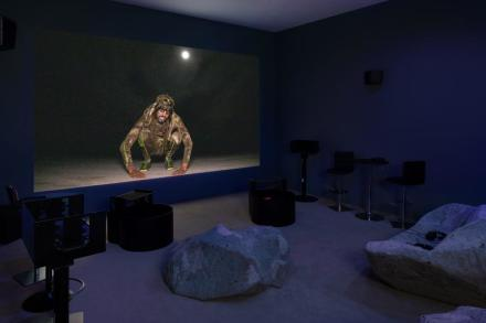 Lizzie Fitch:Ryan Trecartin, (Installation View)