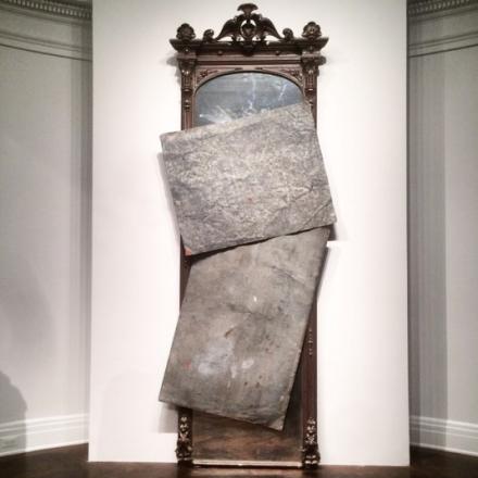 David Hammons, Untitled (2014), via Art Observed