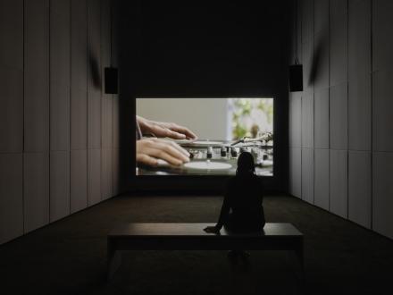 Anri Sala, Unravel (2013), New Museum