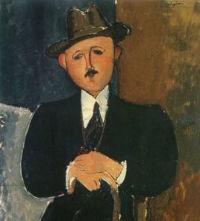 Amedeo Modigliani, via BBC