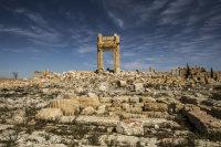 Palmyra, via NYT