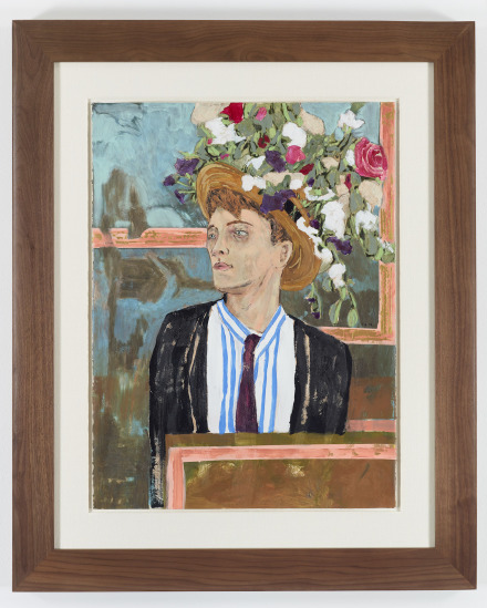Hernan Bas, End of term (Eton), 2016