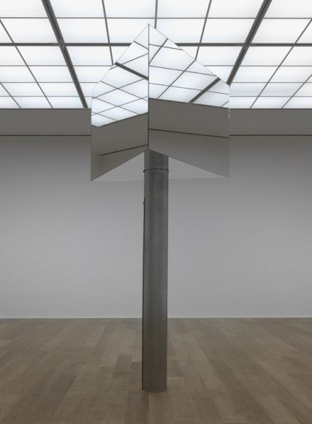 Mark Wallinger, Superego (2015), via Art Observed