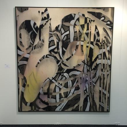Jan Ole Schiemann at MIER Gallery, via Art Observed