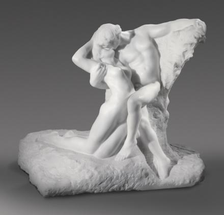 Auguste Rodin, L'éternel Printemps (1901-1903), via Sotheby's