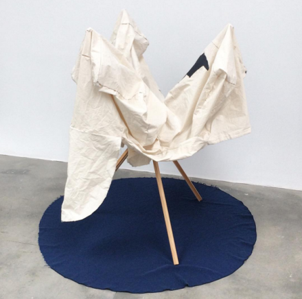 Richard Tuttle, Five (1987), via Art Observed