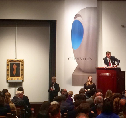 The Modigliani Sells, via Art Observed