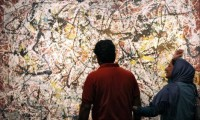 Jackson Pollock from Shah's Collection, via Local