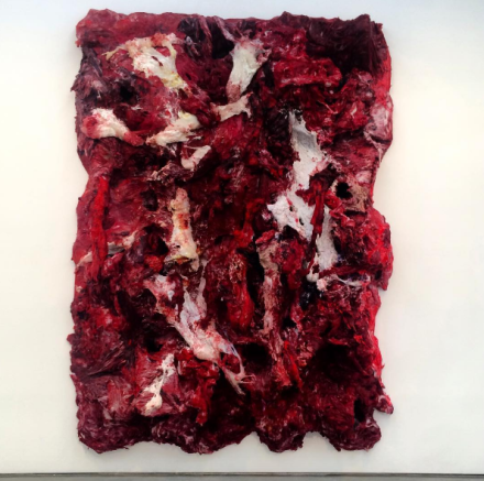 Anish Kapoor, Three Internal Objects (2013-2015), via Art Observed