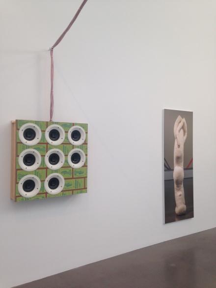Stephen Prina, galesburg, illinois+ (Installation View)