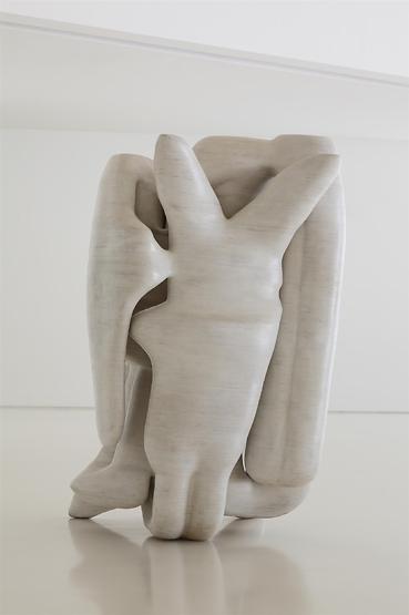 Tony Cragg, A Head, I thought (2011), via Thaddaeus Ropac