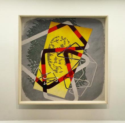 Laszlo Moholy-Nagy, CH 14 B (1938), via Art Observed