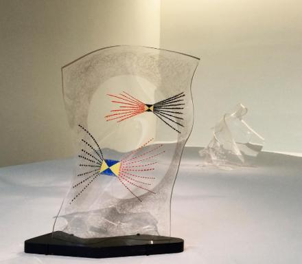 Laszlo Moholy-Nagy, Future Present (Installation View), via Art Observed