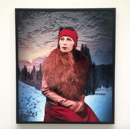 Cindy Sherman, Untitled (2016), via Art Observed