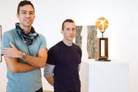 Michael Clifton and Michael Benevento, via Artforum